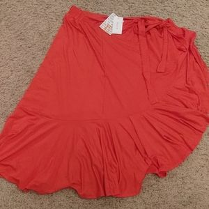 BNWT LULAROE Bella wrap skirt